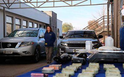 Intendente destaca importante nuevo golpe al narcotráfico en la región de OHiggins