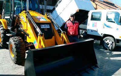Intendente lidera entrega de vehículos a Machalí