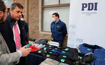 Intendente regional destaca Acuerdo Nacional de la Mesa de Seguridad Pública