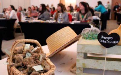 Jardines de Integra de O'Higgins muestran su trabajo en seminario nacional