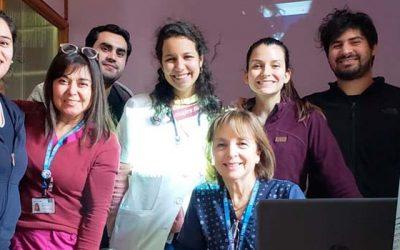 Médicos del Hospital de Peumo se capacitan en temática de Sarampión y Rubéola