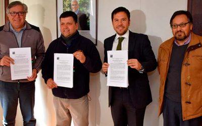 Minvu y Municipalidad de Rancagua firman convenio de asistencia técnica