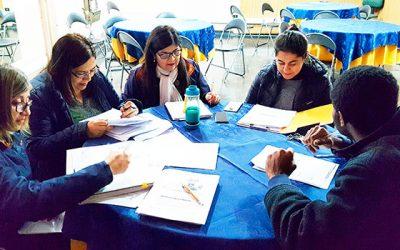 Municipio de Rancagua capacita a funcionarios en idioma creole