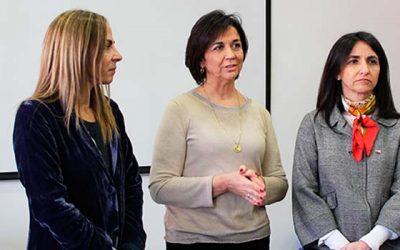 Nueva directora nacional del Sernameg