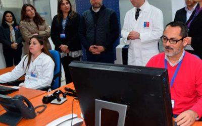 OHiggins se suma a la descentralización de la licencia médica electrónica