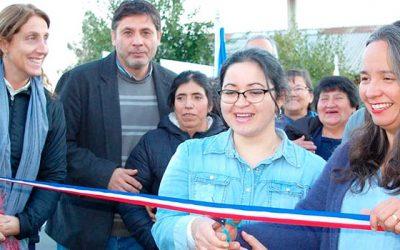 Población Santa Cristina de Lo Miranda contará con sede social