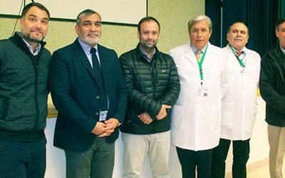 Presentan nuevos directores en Hospitales Regional y Rengo