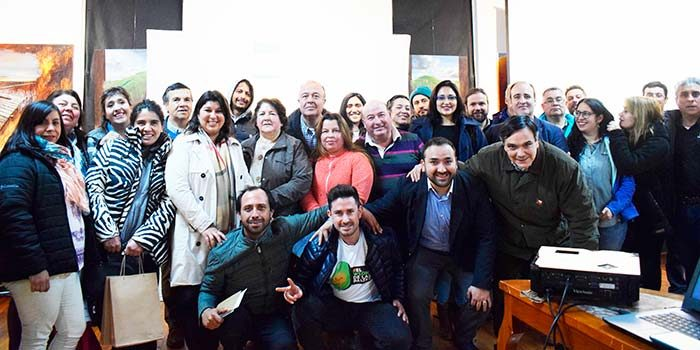 Sercotec finaliza ciclo de seminarios de estrategias y propuestas digitales para emprendedores de la Región