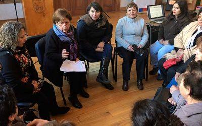 Seremi de la Mujer y la Equidad de Género laza programa de difusión de la Agenda Mujer