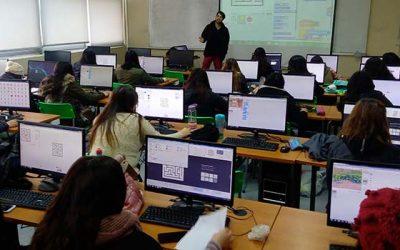 UOH y Fundación Telefónica sellan alianza para fortalecer formación de estudiantes de Pedagogía en Educación Básica