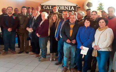 Vecinos de Doñihue se unen para la formación de la primera Junta de Vigilancia Rural de la comuna