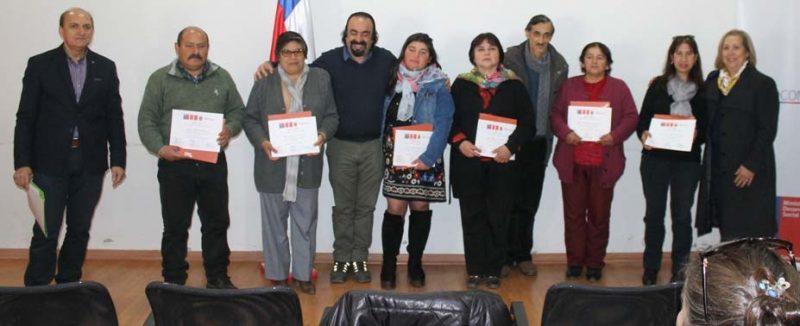 15 mujeres de Peralillo participan del Programa Autoconsumo