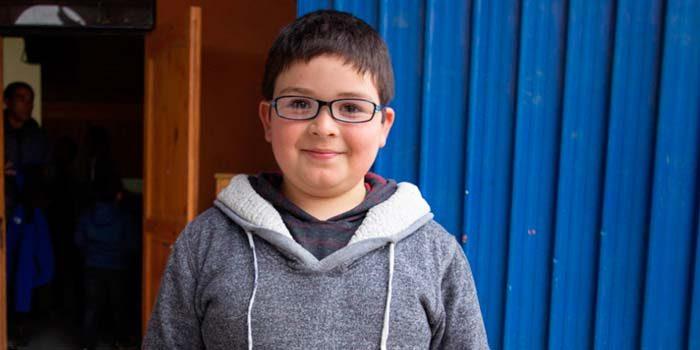 220 alumnos de la comuna de Rengo son beneficiados con lentes ópticos