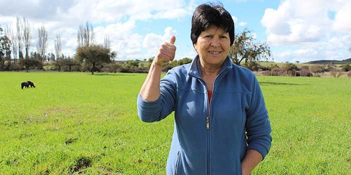 32 nuevos agricultores de la estrella son beneficiados con bioestabilizado