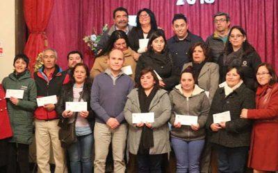 66 Organizaciones sociales de Olivar reciben subvención municipal