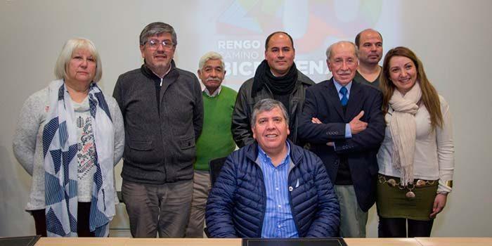 Aprueban nombramiento de hijo ilustre de Rengo al dramaturgo Hernán Quintanilla en sus 80 años