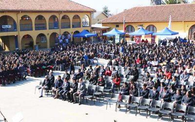 Autoridades provinciales celebraron el día de la enseñanza media técnico profesional
