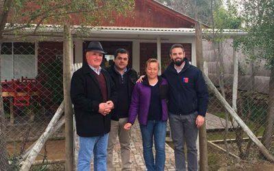 Bienes Nacionales promueve plan Chile propietario en comunas más alejadas de Rancagua