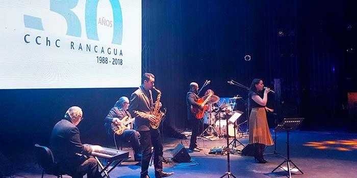 CChC Rancagua celebra con una Gala sus 30 años