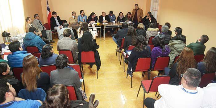 Comisión de Salud del Core plantea adelantar obras de conservación del Hospital de Graneros