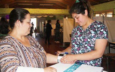 Comunidad de Graneros puede tomarse gratis exámenes preventivos