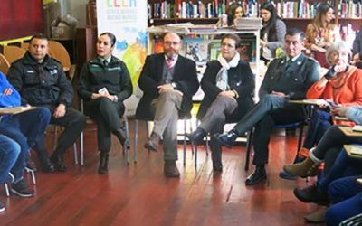 "Con éxito finaliza programa de lectura ""Diálogo en movimiento"""