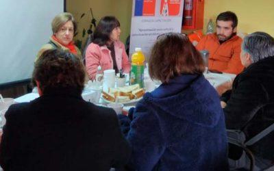 Consejo Consultivo colabora con mejoras para Hospital de Marchigüe