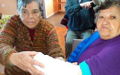 Diabéticos de Pichilemu se capacitan en primeros auxilios