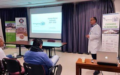 """Director Hospital de Santa Cruz: """"Somos un hospital que debe crecer a la alta complejidad"""""""
