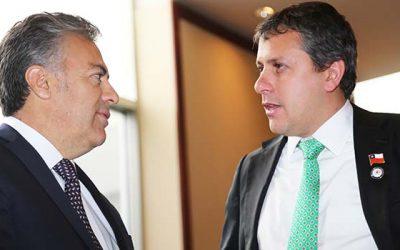 Encuentro de Intendente Masferrer y Gobernador de Mendoza sellan compromiso por Paso Las Leñas