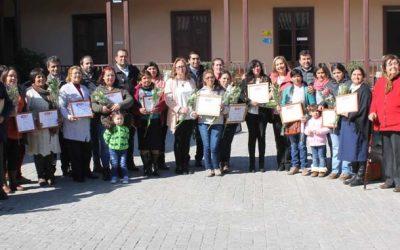 Familias de Chépica mejoran calidad de vida gracias a programas de Habitabilidad y Autoconsumo