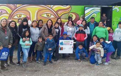 Familias de la Región de vacacionan en Licantén gracias al Sernatur