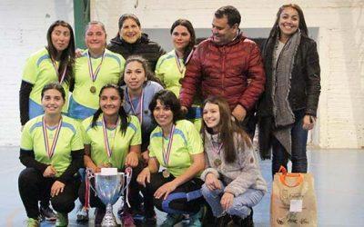 Gran final de baby fútbol invierno Palmilla 2018
