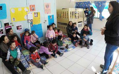 Hospital de Lolol celebró con todo la Semana de Lactancia Materna