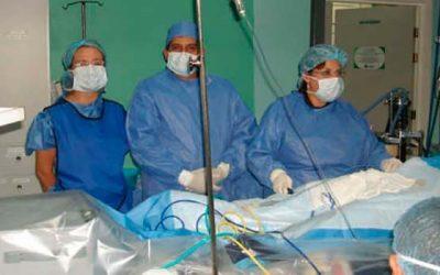 Hospital de Santa Cruz refuerza su área cardiológica con nuevo especialista