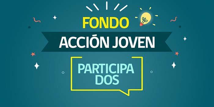 Injuv lanza Fondo Acción Joven - Participa Dos por 200 millones de pesos