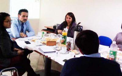 Juzgado de Garantía de Rengo coordina trabajo con fiscalía y defensoría local