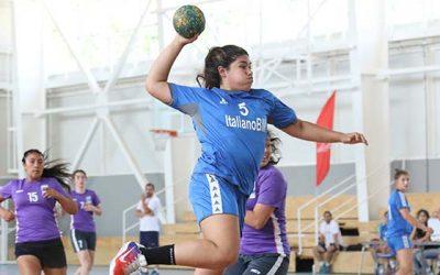 Machalí sede del balonmano regional femenino