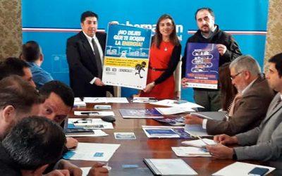 Mesa regional de robo de conductores eléctricos refuerza medidas para disminuir este delito en la región