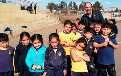 Migrantes deberán postular a través de plataforma de Admisión Escolar