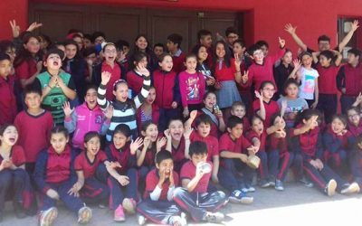 Niños y niñas de Peumo, Las Cabras y San Vicente están de fiesta