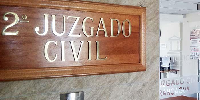 poder judicial juzgado civil de rancagua