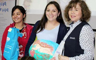 Promocionando la lactancia materna en Hospital San Fernando