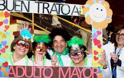 Salud Machalí: Recomendaciones para un buen trato al adulto mayor