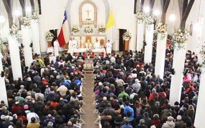 Santuario de Pelequén recibe peregrinos