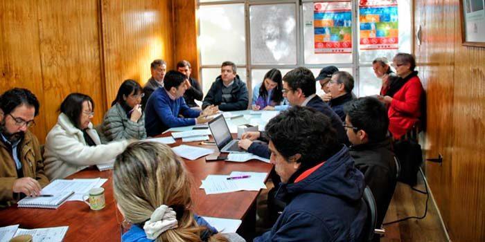 Seguros agrícolas: análisis y mejoras en mesa de trabajo realizada en la Región