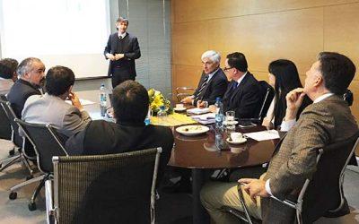 Superintendente de Electricidad y Combustibles y CGE abordan temas de continuidad de suministro eléctrico