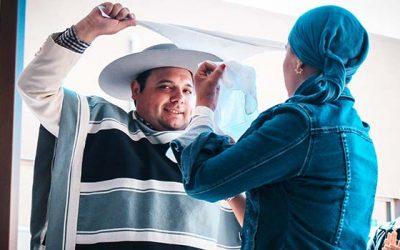 Adultos de la Unidad de corta estadía del Hospital Regional celebran Fiestas Patria