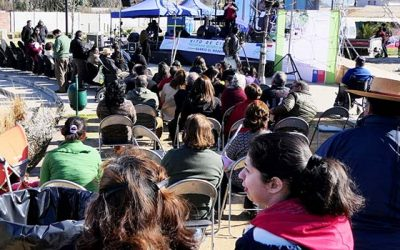 Barrio El Rodeo de Rengo vive gran cierre junto al programa Quiero mi barrio del Minvu