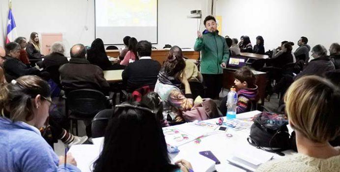 Ciudadanía se reúne para conversar sobre el futuro turístico y ambiental de Pichilemu